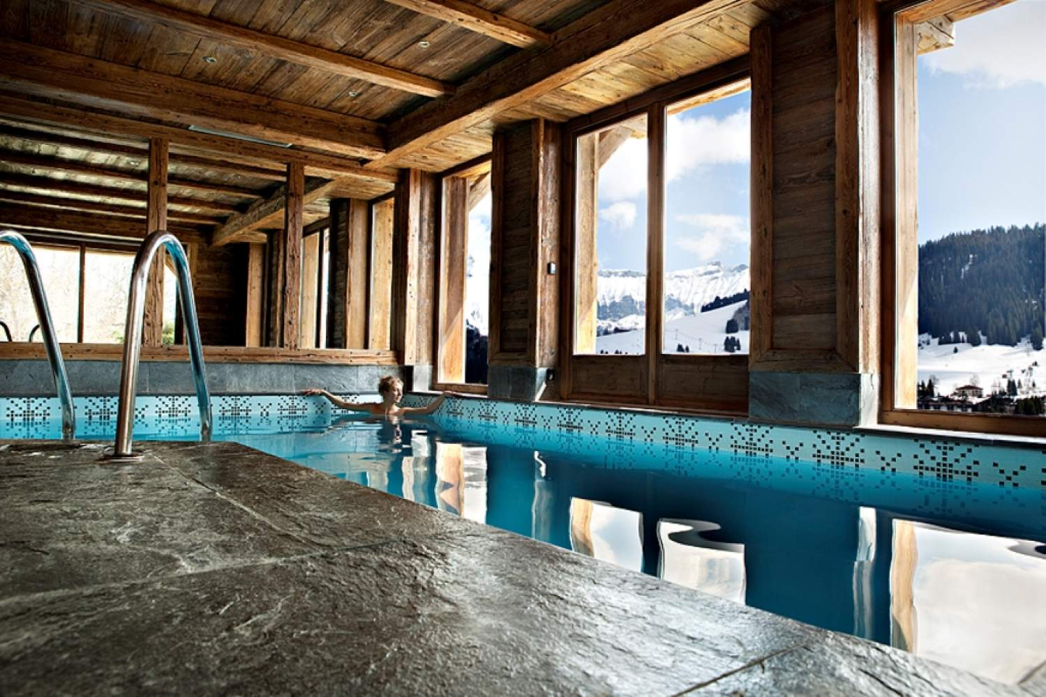 MEGEVE  - Private chalet 6 Bedrooms - picture 2